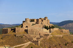 Castle of Cardona Royalty Free Stock Images