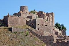 Castle of Cardona, Barcelona Stock Images