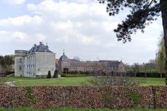 Castle Cartils, Wijlre . Stock Images