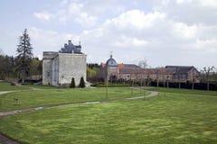 Castle Cartils, Wijlre, Netherlands . Royalty Free Stock Image