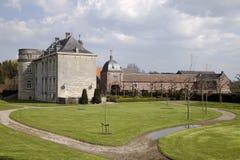 Castle Cartils, Wijlre, Netherlands . Stock Image