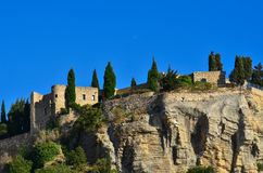 Castle Cassis Royalty Free Stock Photo