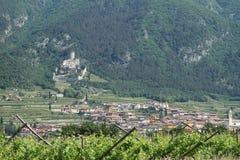 Castle Castello di Sabbionara Stock Photography