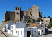 Castle, Castillo de Castellar, Spain. Royalty Free Stock Photos
