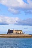 Castle Castillo de SAN Gabriel Arrecife  Lanzarote Στοκ εικόνες με δικαίωμα ελεύθερης χρήσης