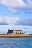 Castle Castillo de San Gabriel in Arrecife; Lanzarote Royalty Free Stock Images