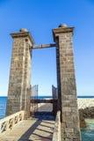 Castle Castillo de San Gabriel Royalty Free Stock Photos