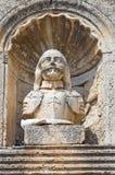 Castle of Cavallino. Puglia. Italy. Stock Photo