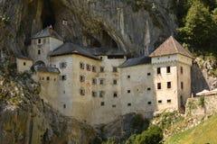 Predjama castle Royalty Free Stock Photos