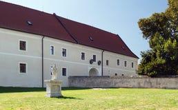 Castle of Cerveny Kamen, Slovakia Royalty Free Stock Image