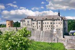 Castle Cesky Sternberk, Bohemia, Czech republic Stock Photo