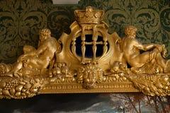 Castle Chambord Στοκ φωτογραφία με δικαίωμα ελεύθερης χρήσης