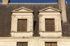 Castle of Chambord Stock Photos