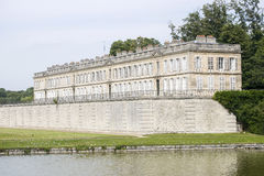 Castle of Chantilly Stock Images