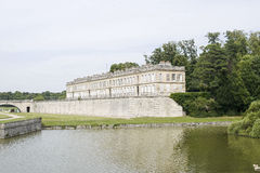 Castle of Chantilly Royalty Free Stock Photo