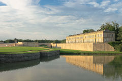 Castle of Chantilly. France Royalty Free Stock Photo