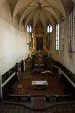 Castle chapel Royalty Free Stock Photo