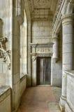 Castle of Chateaudun in Eure et Loir Stock Photos