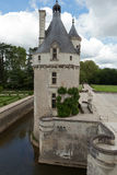 Castle of Chenonceau. Stock Photography