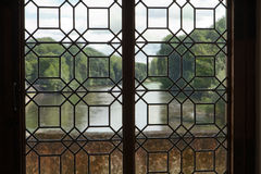 Castle of Chenonceau interior. Royalty Free Stock Photo