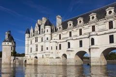 Castle of Chenonceaux Stock Photos