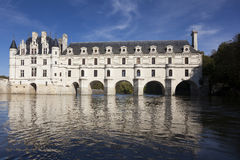 Castle of Chenonceaux Stock Photo