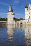 Castle of Chenonceaux Stock Photography