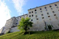 Castle in Chesky Krumlov. Czech Republic Stock Photography