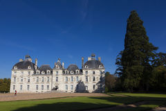 Castle of Cheverny Royalty Free Stock Images