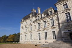 Castle of Cheverny Stock Images
