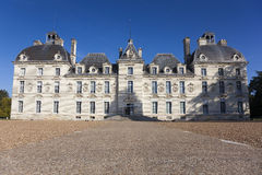 Castle of Cheverny Stock Photo