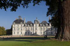 Castle of Cheverny Royalty Free Stock Image