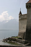 Castle of Chillon, Switzerland Stock Photography