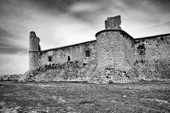 Castle of Chinchon, Toledo, Spain Royalty Free Stock Photography