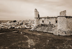 Castle of Chinchon Royalty Free Stock Photography