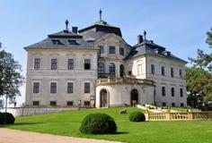 Castle Chlumec nad Cidlinou in Czech republic Royalty Free Stock Photography