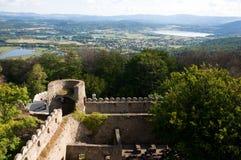 Castle Chojnik, Poland Stock Images