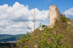 Castle Chojnik, Poland Stock Image