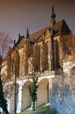 Castle church in Altenburg Royalty Free Stock Image