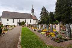 Castle Church Stein am Rhein Switzerland Royalty Free Stock Photos
