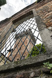 Castle of Cislago & x28;Lombardy, Italy& x29; Stock Photo