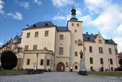 Castle, city of Kutna Hora, Czech Republic, Europe Royalty Free Stock Image