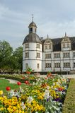 Paderborn, with full of flowers stock images