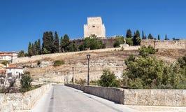 Castle of Ciudad Rodrigo Royalty Free Stock Photography