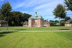 The Castle Clemenswerth in Lower Saxony, Germany Stock Photography