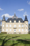 Castle Of Clessy, burgundy, France, saone-et-loire Stock Photography