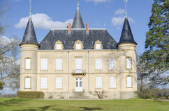 Castle Of Clessy, burgundy, France, saone-et-loire Stock Photos