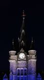 Castle Clock Tower Stock Images