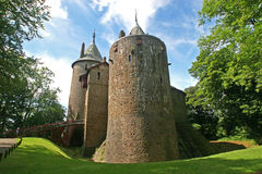 Castle Coch Royalty Free Stock Image