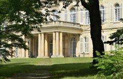 Castle columns, Hoenheim Royalty Free Stock Image